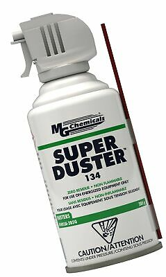 MG Chemicals 402A 134A Super Duster, 285g (10 oz) Aerosol Can 10 ounces
