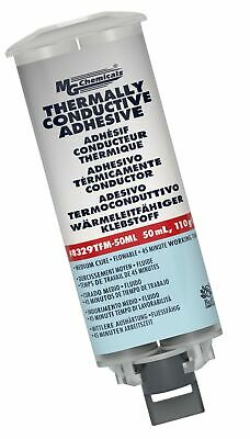 MG Chemicals 8329TFM Thermally Conductive Adhesive, Medium Cure, 45 millilite...