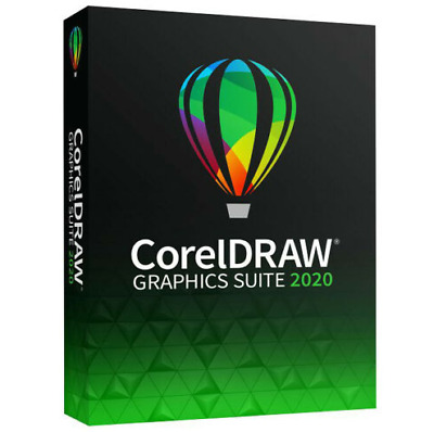Corel Draw Graphics Suite 2020 Full Version 🔥 95% OFF 🔥 Fast Delivery