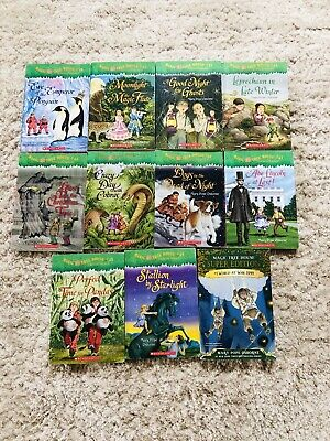 Magic Tree House Collection: 40-49 Plus A Bonus Special Ed. by Mary Pope Osborne