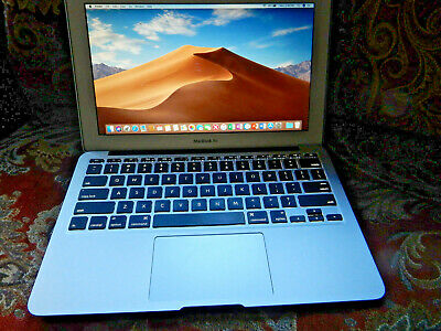 Apple MacBook Air 13.3 inch - Core i5 Upraded to 256 GB SSD  with MS Office 2016