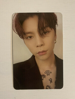Johnny Neo Zone: The Final Round Punch Player 2 Ver. NCT 127 Official Photocard