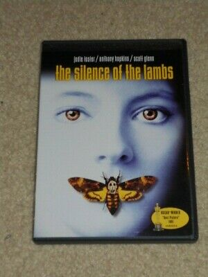 The Silence of the Lambs (DVD Special Edition) (FREE SHIP) SPECIAL DISCOUNT