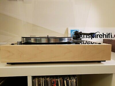 THORENS TD 160B with full Inspire upgrades + new arm  Stunning