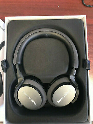 FAULTY - Bowers & Wilkins PX5 Wireless Bluetooth Headphones - Space Grey (WW60)