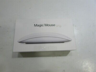 Apple Genuine Magic Mouse 2 Wireless Bluetooth Rechargeable White MLA02LL/A