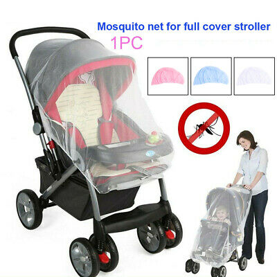 Summer Safety Full Cover Baby Stroller Mosquito Net Outdoor Protection Universal