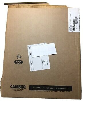 Brand New Unopened Cambro Camwarmer 1210PW191 (4) Available Food Equipment USA
