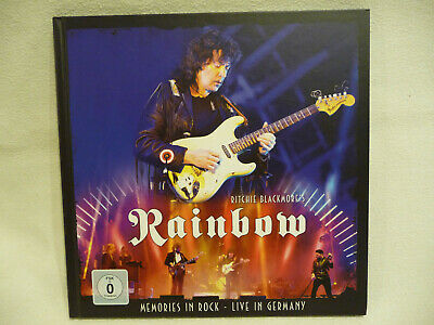 Ritchie Blackmore´s Rainbow, Memories in Rock, 2 CD, 1 DVD, 1 Blu-Ray, 2017