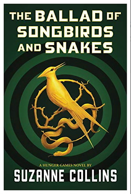 The Ballad of Songbirds and Snakes (A Hunger Games Novel) (The Hunger Games) Har