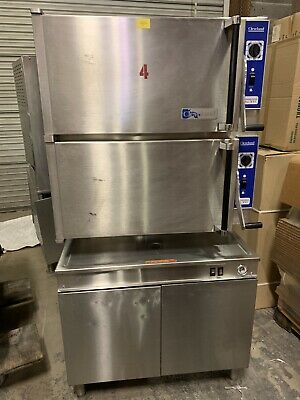 Cleveland 36CEM1648 Convection Pro XVI Double Steamer Oven
