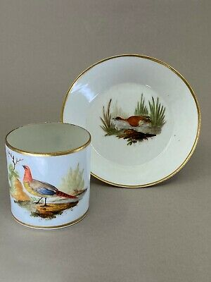 Antique Amstel Tasse mit Unterteller Cup Saucer Dutch Porcelain ≈1800