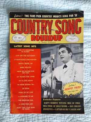 Country Song roundup July 1959 Johnny Cash cover Buddy Holly memoriam
