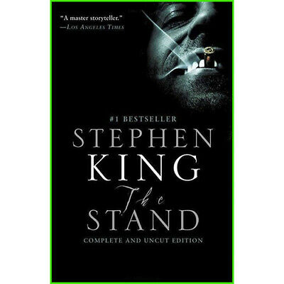 The Stand Complete & Uncut with Illustrations By Stephen King (E-BO0K) || P.D.F