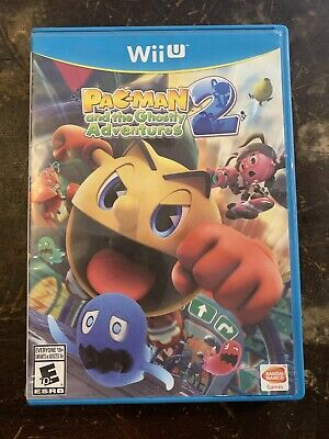 PAC-MAN AND THE GHOSTLY ADVENTURES 2 (NINTENDO WII U) tested