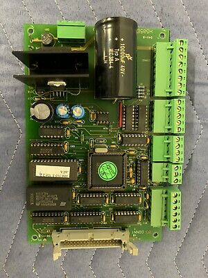 PCB Circuit Board Part H505EV32 for Microm HM 505 E Cryostat Microtome
