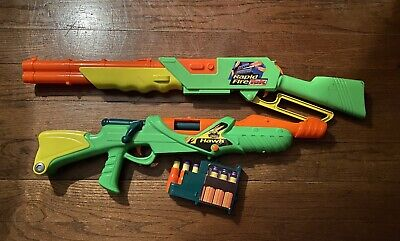 Buzzbee Blaster Lot Of 2 (FREE TWO DAY SHIPPING!!)