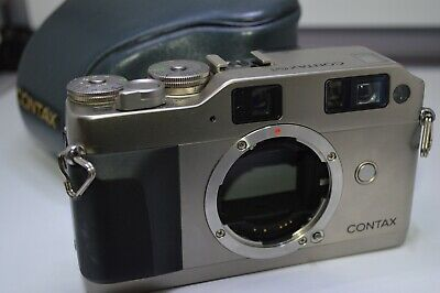 Excellent+++ Contax G135mm Rangefinder Film Camera Body from Japan