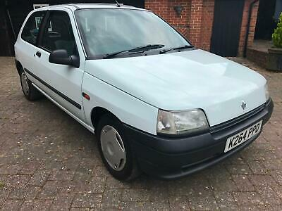 Renault Clio 1.2 RN incredible 17000 miles only last last owner since  1994