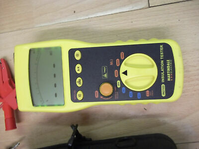 Martindale IN2102, Insulation Tester 5GΩ CAT III 600 V