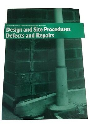 Design And Site Procedures Defects And Repairs