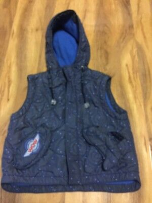 Oilily Girls Body Warmer/Gillet Aged 8/9 Years Old