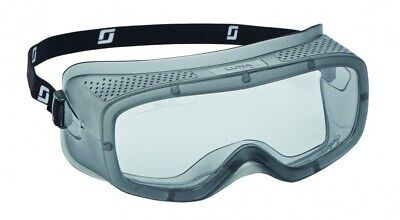 Eye Protection Clear Goggle Luna Sg220 2026395   Box Of 12