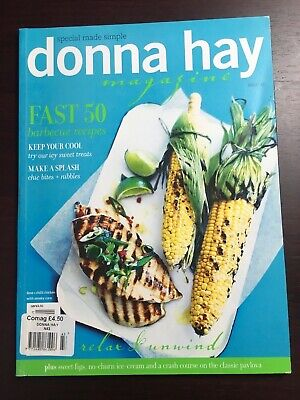 Donna Hay Magazine Relax and Unwind Issue #43