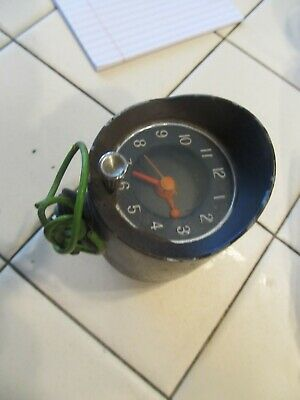 1961 1962 Special Skylark Dash Mounted Genuine Buick Accessory Clock-Used
