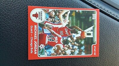 1984 michael jordan star rookie card rp?