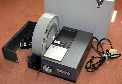 Hanimex La Ronde 2000 Rf Slide Projector With Case