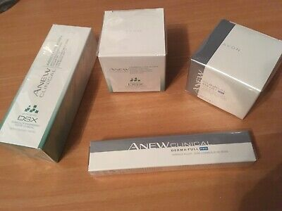 Avon: ANEW Clinical - 4-teiliges Set - NEU und Originalverpackt