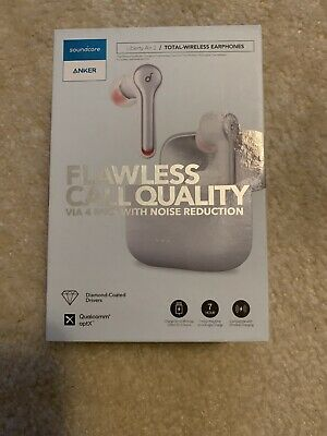 Anker Soundcore Liberty Air 2 True Wireless In-Ear Headphones - White