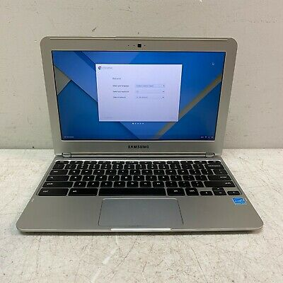"Samsung Chromebook 11.6"" XE303C12 Series 3 1.7GHz 16GB 2GB TESTED WORKING"
