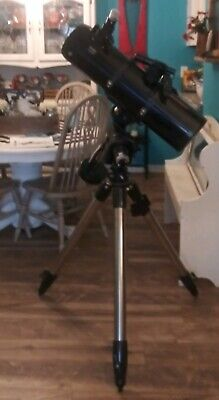 Celestron C6-N Telescope with Tripod, Electronic Tracking and Keypad.