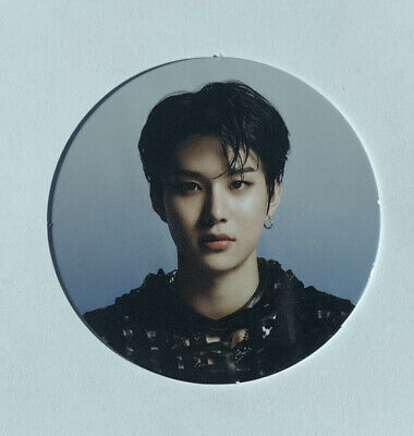Jungwoo Neo Zone: The Final Round Punch Player 2 NCT 127 Official Circle Card