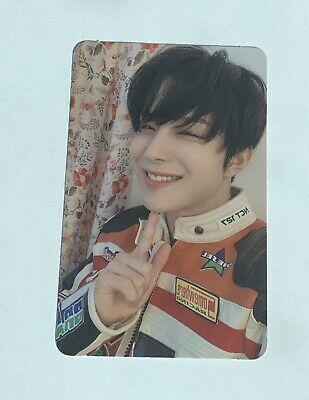 Jungwoo Neo Zone: The Final Round Punch Player 1 Ver. NCT 127 Official Photocard