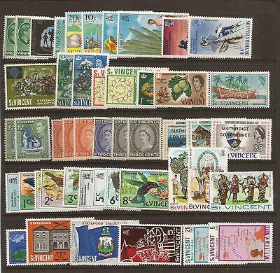 BRITISH COMMONWEALTH-Small accumulation( 3 countries) Mostly MNH