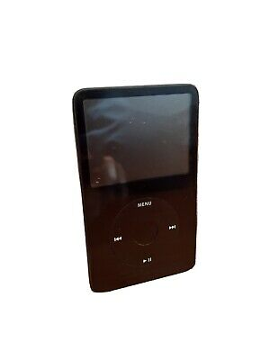 Apple Ipod Classic 5Th Generation Black 30Gb. Used. Great Conditions!