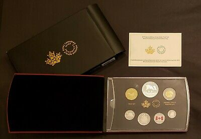 Canada - 2015 - Limited Edition Proof Set- 50th Anniversary of the Canadian Flag