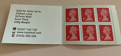 6 x 1st Class Stamps🇬🇧 UK Royal Mail 1st class