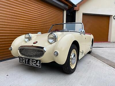 Austin Healey Frogeye Sprite 1960 Mint Classic Car £19995 Offers Px Motorcycles