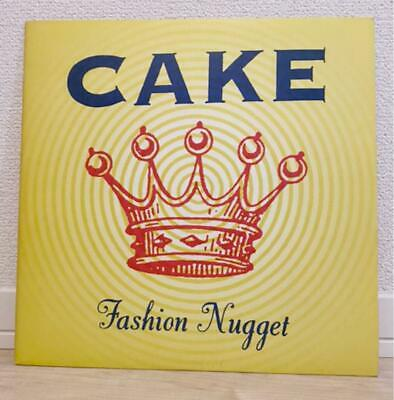 Discontinued Cake Fashion Nugget Record / Lp Analog
