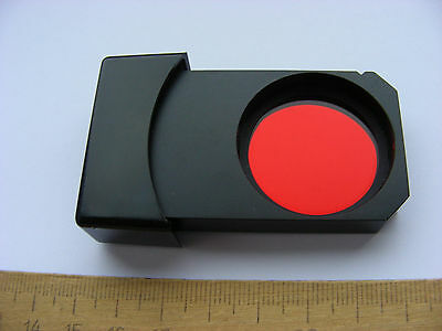 Leitz Zeiss Microscope Interference Filter 644nm