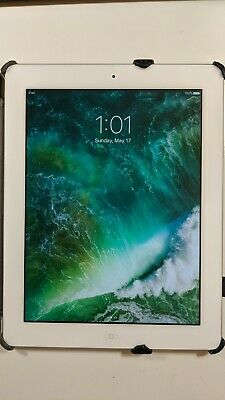"Apple iPad 4th Gen - Retina Display MD513LL/A 9.7"" 16GB Wi-Fi White"