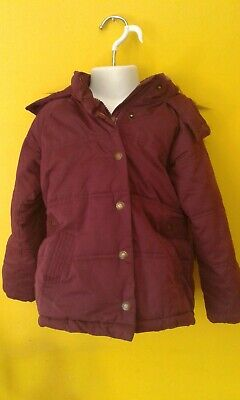 Fat Face Little Girls Jacket Aged 4-5 Years