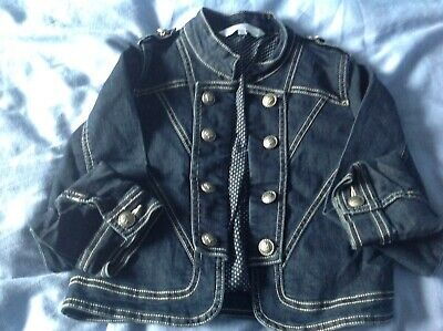 Jasper Conran Girls Denim Jacket Age 10