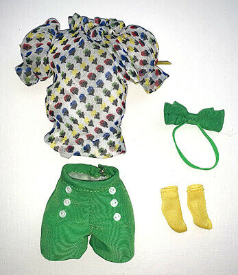 Integrity Toys Fashion Royalty Dynamite Girl colorful blouse shorts & access NR