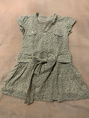 Captain Tortue Girls Dress Size 98 (age 2-3yrs)