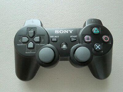 Sony DualShock Playstation 3 Wireless Controller Gamepads PS3 - CECHZC2E a